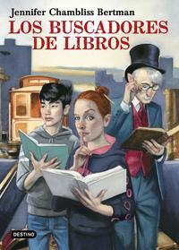 Libro LOS BUSCADORES DE LIBROS