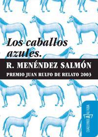 Libro LOS CABALLOS AZULES