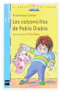 Libro LOS CALZONCILLOS DE PABLO DIABLO