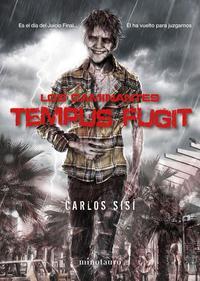 Libro LOS CAMINANTES. TEMPUS FUGIT