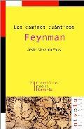 Libro LOS CAMINOS CUANTICOS FEYNMAN