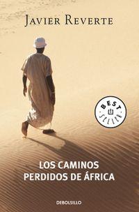 Libro LOS CAMINOS PERDIDOS DE AFRICA