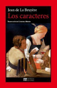 Libro LOS CARACTERES