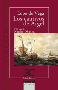 Libro LOS CAUTIVOS DE ARGEL