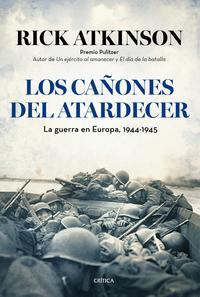 Libro LOS CAÑONES DEL ATARDECER