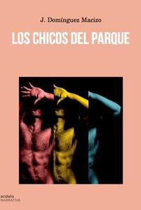 Libro LOS CHICOS DEL PARQUE