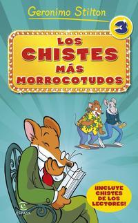 Libro LOS CHISTES MÁS MORROCOTUDOS 3