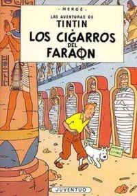 Libro LOS CIGARROS DEL FARAON