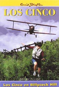 Libro LOS CINCO EN BILLYCOCK HILL
