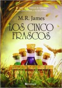 Libro LOS CINCO FRASCOS