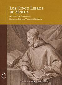 Libro LOS CINCO LIBROS DE SENECA
