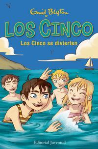 Libro LOS CINCO SE DIVIERTEN