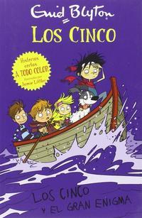 Libro LOS CINCO Y EL GRAN ENIGMA