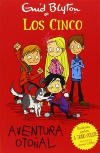 Libro LOS CINCO: AVENTURA OTOÑAL