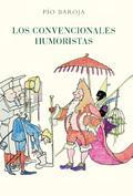 Libro LOS CONVENCIONALES HUMORISTAS