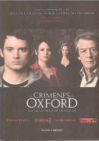 Libro LOS CRIMENES DE OXFORD