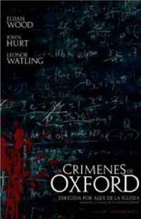 Libro LOS CRIMENES DE OXFORD
