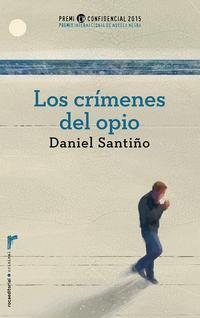 Libro LOS CRIMENES DEL OPIO