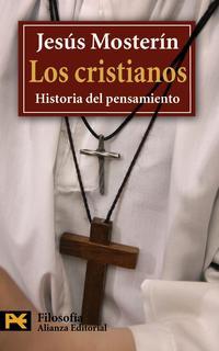 Libro LOS CRISTIANOS: HISTORIA DEL PENSAMIENTO