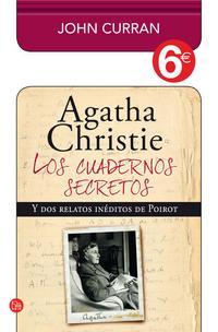 Libro LOS CUADERNOS SECRETOS DE AGATHA CHRISTIE