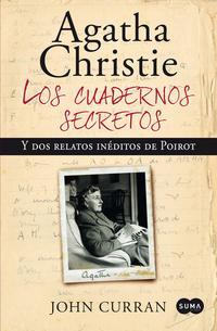 Libro LOS CUADERNOS SECRETOS DE AGATHA CHRISTIE Y DOS NOVELAS INEDITAS DE POIROT