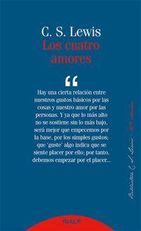 Libro LOS CUATRO AMORES