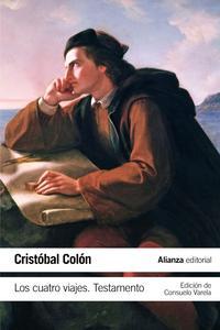 Libro LOS CUATRO VIAJES: TESTAMENTO