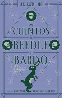 Libro LOS CUENTOS DE BEEDLE EL BARDO