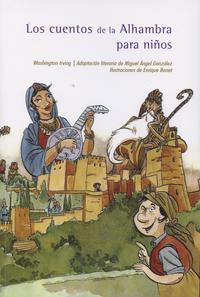 Libro LOS CUENTOS DE LA ALHAMBRA PARA NIÑOS