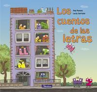 Libro LOS CUENTOS DE LAS LETRAS