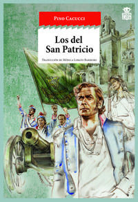 Libro LOS DEL SAN PATRICIO