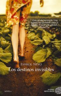 Libro LOS DESTINOS INVISIBLES