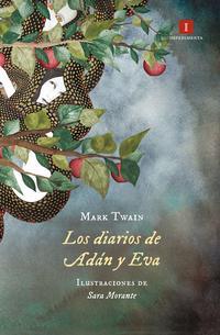 Libro LOS DIARIOS DE ADÁN Y EVA
