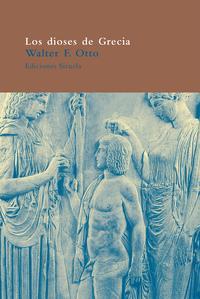 Libro LOS DIOSES DE GRECIA