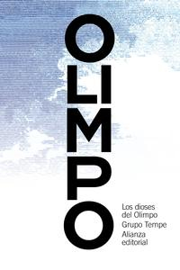 Libro LOS DIOSES DEL OLIMPO
