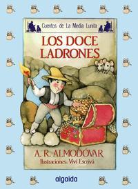 Libro LOS DOCE LADRONES