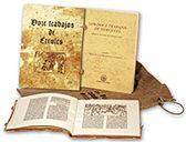 Libro LOS DOCE TRABAJOS DE HERCULES