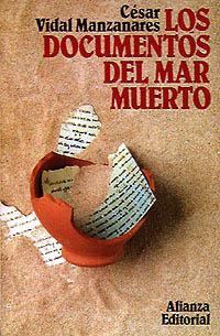 Libro LOS DOCUMENTOS DEL MAR MUERTO