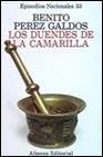 Libro LOS DUENDES DE LA CAMARILLA
