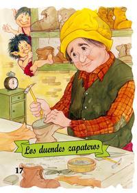 Libro LOS DUENDES ZAPATEROS