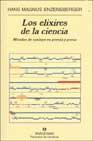 Libro LOS ELIXIRES DE LA CIENCIA: MIRADAS DE SOSLAYO EN POESIA Y PROSA