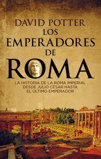 Libro LOS EMPERADORES DE ROMA