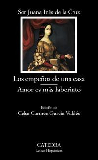Libro LOS EMPEÑOS DE UNA CASA; AMOR ES MAS LABERINTO