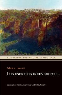 Libro LOS ESCRITORES IRREVERENTES