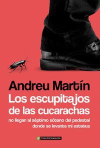 Libro LOS ESCUPITAJOS DE LAS CUCARACHAS