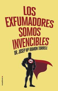 Libro LOS EXFUMADORES SOMOS INVENCIBLES