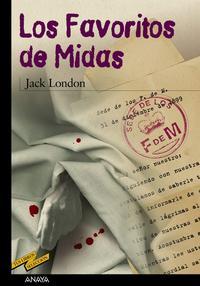 Libro LOS FAVORITOS DE MIDAS