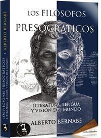 Libro LOS FILOSOFOS PERSOCRATICOS