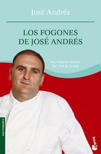Libro LOS FOGONES DE JOSE ANDRES
