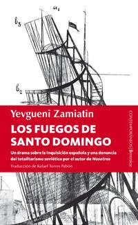Libro LOS FUEGOS DE SANTO DOMINGO
